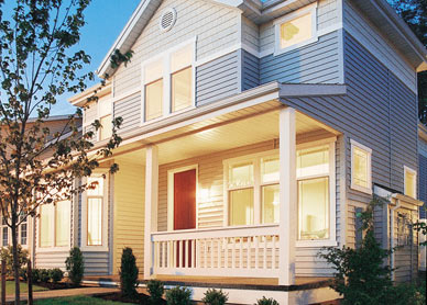 K&H Windows also specializes in steel siding