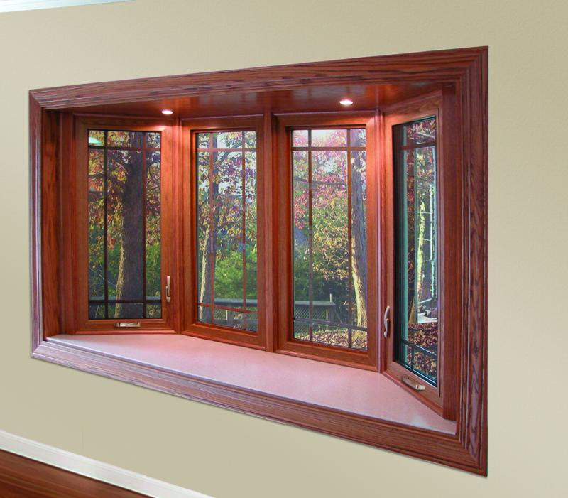 K&H Home Solutions specializes in bay/bow window installation
